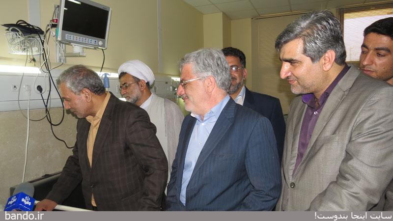 افتتاح بیمارستان عسلویه (21)